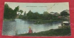 58 - Chatillon En Bazois - La Rivière D'Aron   :::: Animation  ---------- 450 - Chatillon En Bazois