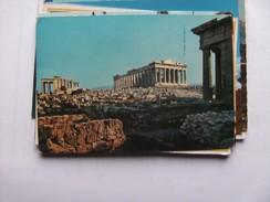Griekenland Greece Athene Athens Athena Akropolis Mooi - Griekenland