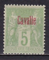 Cavalle N°2* - Cavalle (1893-1911)