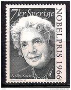 Sweden 2000 - Nobel Prize Winners Of Literature - Oblitérés