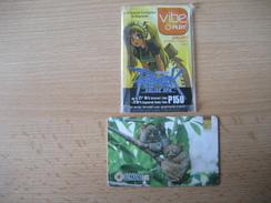 TK Philippinen, 1 Karte Mit Chip Gebraucht 1 Prepaid Ungebraucht - Philippines