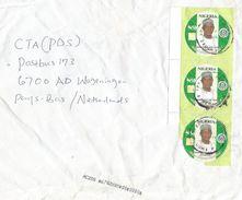 Nigeria 2017 Bauchi Centenary President Umar Musa Yar'Dua N50 Hologram Cover - Nigeria (1961-...)