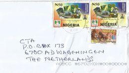 Nigeria 2017 Rui Independence N50 Fishing Festival N100 Hologram Cover - Nigeria (1961-...)