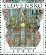 SK 2017-19 REFORMACIA, SLOVAKIA, 1 X 1v, MNH - Ungebraucht