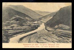 Balkanski Rat 1912 Dolina Rijeke Lima - La Guerre Balkanique 1912 La Vallee Du Fleuve Lim / Postcard Circulated, 2 Scans - Andere Oorlogen