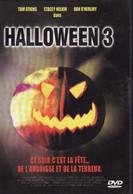 Dvd HALLOWEEN 3 + HYPNOSE Etat: TTB Port 110 Gr Ou 30gr - Horror