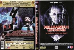 DVD HELLRAISER 2 Etat: TTB Port 110 Gr Ou 30gr - Horror
