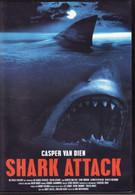 DVD Shark Attack Etat: TTB Port 110 Gr Ou 30gr Etat: TTB Port 110 Gr Ou 30gr - Horror