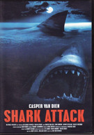 DVD Shark Attack Etat: TTB Port 110 Gr Ou 30gr Etat: TTB Port 110 Gr Ou 30gr - Horreur
