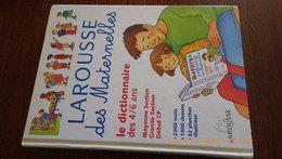 Larousse Des Maternelles Des 4/6 Ans - Dictionaries