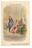 Solution PATAUBERGE - Fables De La Fontaine, Le Savetier Et Le Financier -   -  L 1 - Fiches Illustrées