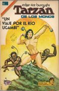 Tarzan - Serie Avestruz, Año V N° 3-85 - 6 Septembre 1979 - Editorial Novaro - México Y España - Quincenal En Color. - Books, Magazines, Comics