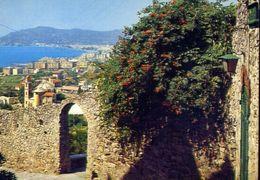 Cervo Ligure - Imperia - Via Romana - 19-35 - Formato Grande Viaggiata – E 4 - Imperia