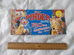 Invitation Au Cirque Pinder Jean Richard Soirée Gala Avec Alain Delon 5 Décembre 2004 - Biglietti D'ingresso