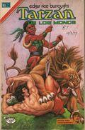 Tarzan - Serie Avestruz, Año V N° 3-87 - 3 Octobre 1979 - Editorial Novaro - México Y España - Quincenal En Color. - Books, Magazines, Comics