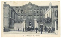 Cpa Oullins - La Tannerie - Oullins