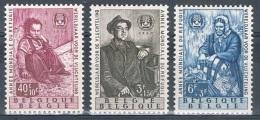 Année  1960 - COB 1125** à 1127**  - Année Mondiale Du Réfugié - Cote  2,00€ - Unused Stamps