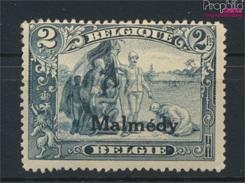 Belgische Post Malmedy 12A Postfrisch 1920 Albert I. (9120066 - Eupen & Malmedy
