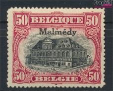 Belgische Post Malmedy 10C Mit Falz 1920 Albert I. (9120064 - Eupen & Malmedy