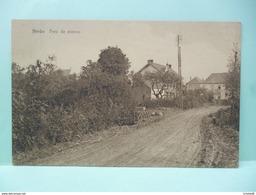 Strée. Pont De Pierres - Beaumont