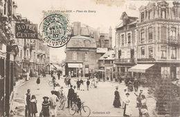 VILLERS - Sur - MER  -  Place Du Bourg - France