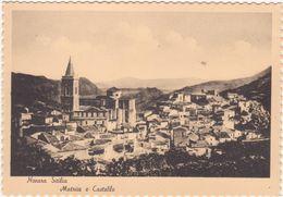 A039 NOVARA SICILIA MESSINA MATRICE E CASTELLO 1960 CIRCA - Messina