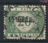 Belgische Post Malmedy P3 Gestempelt 1920 Ziffernzeichnung (9120062 - Eupen & Malmedy