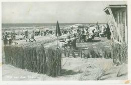 Wijk Aan Zee 1954; Strandbad - Gelopen. (J.G. V. Agtmaal - Hilversum) - Wijk Aan Zee