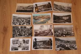 12 Cartes De L'algérie Française - Postcards