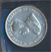 Straits Settlements KM-Nr. : 29 1918 Vorzüglich Silber 1918 10 Cents George V. (8977133 - Malaysia