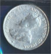 Straits Settlements KM-Nr. : 29 1918 Vorzüglich Silber 1918 10 Cents George V. (8977136 - Malaysia