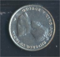 Straits Settlements KM-Nr. : 29 1918 Sehr Schön Silber 1918 10 Cents George V. (8977138 - Malaysia