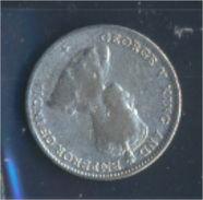 Straits Settlements KM-Nr. : 29 1918 Sehr Schön Silber 1918 10 Cents George V. (8977148 - Malaysie