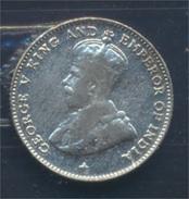 Straits Settlements KM-Nr. : 29 1919 Vorzüglich Silber 1919 10 Cents George V. (8977128 - Malaysia