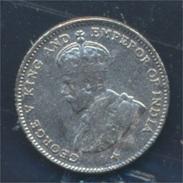 Straits Settlements KM-Nr. : 29 1919 Vorzüglich Silber 1919 10 Cents George V. (8977129 - Malaysia