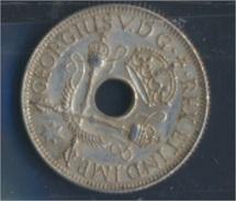 Neuguinea 5 1935 Vorzüglich Silber 1935 1 Shilling Zepter (8977166 - Papua-Neuguinea
