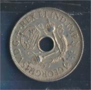 Neuguinea 5 1935 Vorzüglich Silber 1935 1 Shilling Zepter (8977168 - Papouasie-Nouvelle-Guinée