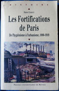 Livre Histoire Et Urbanisme :  Les Fortifications De Paris, 2005 - Histoire