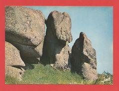 """C.P.M. (29)   """"BRIGNOGAN. """" Le Rocher De L'Eléphant    //Voir 2 Photos - Brignogan-Plage"""