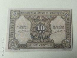 10 Cents 1942 - Indocina