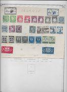 Irlande - Collection Vendue Page Par Page - Timbres Neufs */ Oblitérés - B/TB - Irlanda