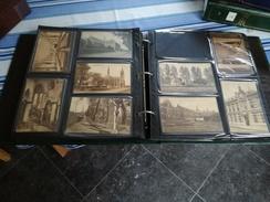 Insteek Album Voor Postkaarten:  10 Kaarten Per Blad ,54 Blz.= Voor 540 Kaarten  (33x33cm) - Books, Magazines, Comics