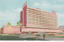 NEVADA - HOTEL FREMONT  - 017 - Etats-Unis