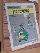 CLIP118 : PUBLICITE De REVUE SPIROU Avec LUCKY LUKE Par MORRIS Découpée Dans Une Revue Des 70's, Page A4 - Lucky Luke