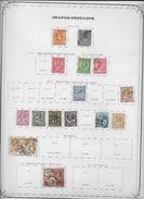 Grande Bretagne - Collection Vendue Page Par Page - Timbres Neufs */ Oblitérés - B/TB - Grande-Bretagne