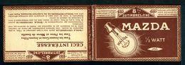 Carnets 194-C3 Et C4 -- Semeuse 40C Vermillon- Couverture Vide Série 107 N. - Carnets