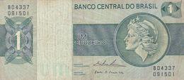 1 Cruzeiros Bresil  1970-72 - Brazil