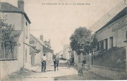 CUTRELLES - LA GRANDE RUE - France