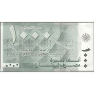 TWN - LEBANON 84a - 1000 1.000 Livres 2004 Prefix K0/2 UNC - Cambogia