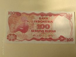 100 Rupiah 1984 - Indonesia